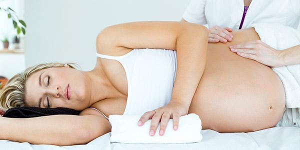 Mal de dos pendant la grossesse