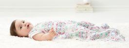 Choisissez les meilleures couvertures pour bébés brodées pour vos enfants